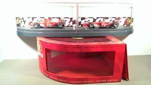 【送料無料】模型車 モデルカー スポーツカー フェラーリハンガロリンクシューマッハバリチェロmattel ferrari f2004 doppelset hungaroring schumacherbarrichello *vi50821