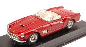 【送料無料】模型車 モデルカー スポーツカー フェラーリカリフォルニアロッソモデルアートモデルferrari 250 california 1957 rosso scuro 143 model 0325 artmodel