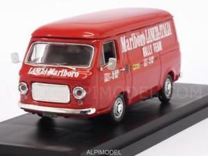 【送料無料】模型車 モデルカー スポーツカー フィアットランチアラリーリオfiat 238 assistenza lancia rally 143 rio 4516