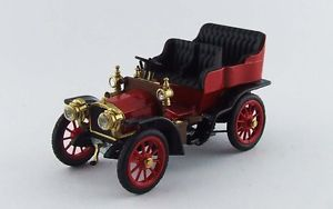 【送料無料】模型車 モデルカー スポーツカー フィアットスポーツモデルリオfiat sport 162024 hp open 1903 red 143 model rio