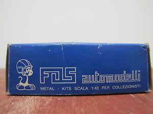 【送料無料】模型車 モデルカー スポーツカー キットクーパーイタリアf d s kit 143 in metallo n27 cooper f1 1959  made in italy