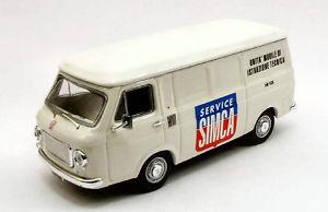 【送料無料】模型車 モデルカー スポーツカー フィアットサービスモデルリオfiat 238 1970 simca service 143 model rio