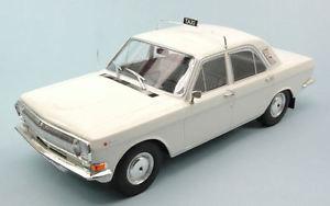 【送料無料】模型車 モデルカー スポーツカー ヴォルガタクシーモデルvolga m24 19671992 taxi white 118 model modelcargroup