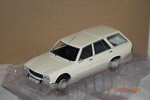 【送料無料】模型車 モデルカー スポーツカー プジョーブレークpeugeot 504 break 1972 wei 118 mcg neu amp; ovp 18035