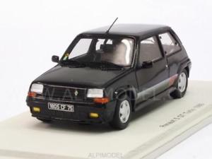 【送料無料】模型車 モデルカー スポーツカー ルノーターボスパークrenault 5 gt turbo 1986 143 spark s3845