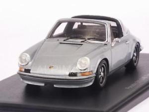 【送料無料】模型車 モデルカー スポーツカー ポルシェタルガスパークporsche 911 24s targa 1973 143 spark s4926