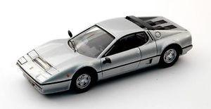 【送料無料】模型車 モデルカー スポーツカー フェラーリシルバーモデルモデルferrari 512 bb 1976 silver 143 model best models