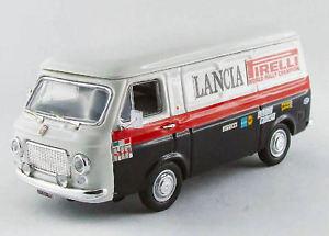 【送料無料】模型車 モデルカー スポーツカー フィアットランチアリオモデルfiat 238 assistenza lancia 1970 143 model rio