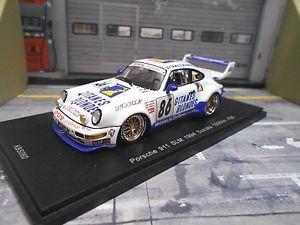 【送料無料】模型車 モデルカー スポーツカー ポルシェ#スパークporsche 911 964 slm 86 suzuka gitanes larbre jarier wollek winner p spark 143