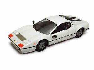 【送料無料】模型車 モデルカー スポーツカー フェラーリホワイトモデルモデルferrari 512 bb 1976 white 143 model best models