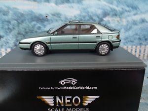 【送料無料】模型車 モデルカー スポーツカー ネオマツダ143 neo mazda 323 f 1992