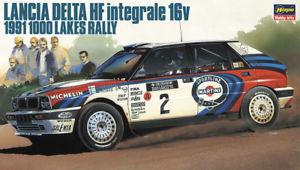 【送料無料】模型車 モデルカー スポーツカー ハウランチアデルタ#キットディhaw20289 lancia delta hf integrale 16v 2 1991 kit di montaggio 124