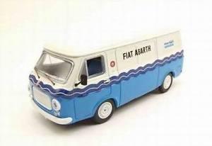 【送料無料】模型車 モデルカー スポーツカー ヴァンフィアットアバルトチームモデルリオfiat 238 van abarth river team 143 model rio