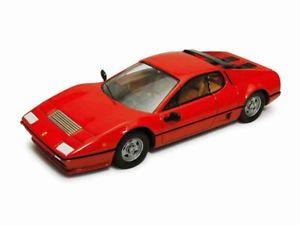 【送料無料】模型車 モデルカー スポーツカー フェラーリモデルモデルferrari 512 bb 1976 red 143 model best models