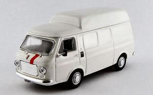 【送料無料】模型車 モデルカー スポーツカー フィアットアルトホワイトモデルリオfiat 238 tetto alto 1970 white 143 model rio4519 rio