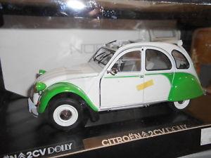 【送料無料】模型車 モデルカー スポーツカー シトロエンnv181512 by norev citroen 2cv dolly 1985 118