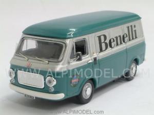 【送料無料】模型車 モデルカー スポーツカー フィアットヒートリオfiat 238 benelli trasporto moto 143 rio 4381