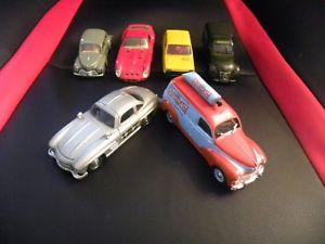 【送料無料】模型車 モデルカー スポーツカー ミニアチュアロットvoitures miniatures 143 lot28 6