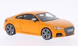 【送料無料】模型車 モデルカー スポーツカー アウディクーペオレンジネオスケールaudi tts coup orange 2014 neo scale 143 46405