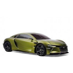 【送料無料】模型車 モデルカー スポーツカー シトロエンサロンドジュネーブメタリックダークグリーンcitroen ds etense salon de geneve 2016 metallic dark green 118 automodelli var