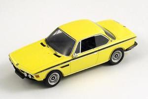 【送料無料】模型車 モデルカー スポーツカー インジェクションスパークbmw 30 csl e9 injection yellow 1973 spark 143 s1578