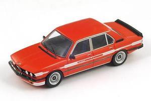 【送料無料】模型車 モデルカー スポーツカー アルピナターボレッドスパークbmw alpina b7 turbo e21 red spark 143 s2803