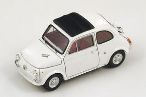 【送料無料】模型車 モデルカー スポーツカー アバルトフィアットビアンコabarth fiat 595ss bianco 1966 spark 143 s1310