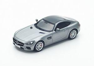 【送料無料】模型車 モデルカー スポーツカー メルセデスベンツグアテマラチタニウムスパークmercedes benz gttitanium 2016 spark 143 s4906