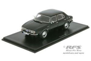 【送料無料】模型車 モデルカー スポーツカー ネオsaab 99 baujahr 1971 schwarz 143 neo 43679