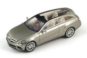 【送料無料】模型車 モデルカー スポーツカー メルセデスベンツスパークコンセプトmercedes benz f800 concept 2010 spark 143 s1057
