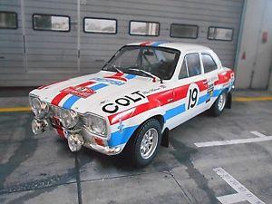【送料無料】模型車 モデルカー スポーツカー フォードエスコートモンテカルロラリー#ネットワークトリプルford escort mki rs 1600 rallye monte carlo 1972 19 mkinen triple9 ixo 118