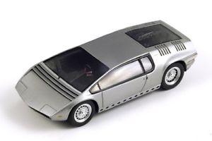 【送料無料】模型車 モデルカー スポーツカー コンセプトシルバースパークbizzarrini manta concept silver 1968 spark 143 s0694
