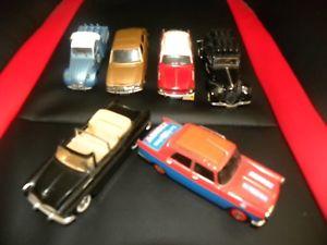 【送料無料】模型車 モデルカー スポーツカー ミニアチュアロットvoitures miniatures 143 lot34 6