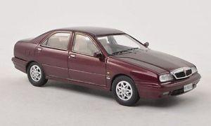 【送料無料】模型車 モデルカー スポーツカー ランチアカッパターボダークレッドメタリックネオlancia kappa 20 turbo dark red metallic neo 143 44965