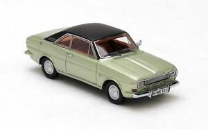 【送料無料】模型車 モデルカー スポーツカー フォードクーペグリーンメタリックネオスケールford taunus p6 15m coup green metallic 1968 neo scale 143 43331