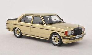 【送料無料】模型車 モデルカー スポーツカー メルセデスベンツゴールドネオスケールmercedes benz 280 e w123 amg gold neo scale 143 45537