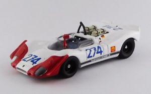 【送料無料】模型車 モデルカー スポーツカー ポルシェタルガフロリオパワーbest9670 porsche 90802 targa florio 1969  stommelenherrmann 3 143