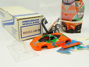 【送料無料】模型車 モデルカー スポーツカー エクスアンプロヴァンスムラージュキットモンタールマンマツダprovence moulage kit monter 143 mazda 767 le mans 1989