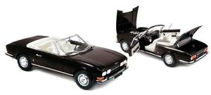 【送料無料】模型車 モデルカー スポーツカー プジョーカブリオレpeugeot 504 cabrio schwarz 118 norev