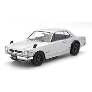 【送料無料】模型車 モデルカー スポーツカー スカイラインシルバートリプルnissan skyline gtr kpgc10 1969 silver 118 t91800180 triple9