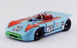 【送料無料】模型車 モデルカー スポーツカー ベストポルシェキロメートルレッドマンニュルブルクリンクbest9681 porsche 90803 1000 km nrburgring 1970 siffertredman 143