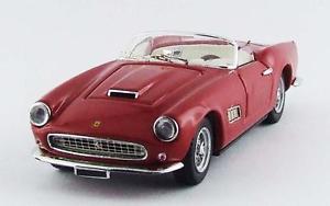 【送料無料】模型車 モデルカー スポーツカー フェラーリカリフォルニアロッソタイプモデルferrari 250 california rosso scuro 143 art325 art model