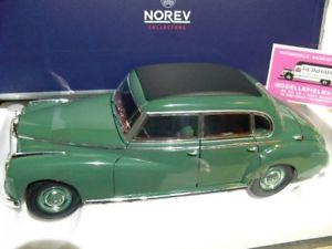 【送料無料】模型車 モデルカー スポーツカー グリーン118 norev mb 300 1955 grn 183516