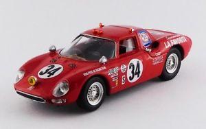【送料無料】模型車 モデルカー スポーツカー デイトナフェラーリbest9668 ferrari 250 lm 24 hours daytona 1968 143