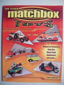 【送料無料】模型車 モデルカー スポーツカー ビンテージマッチガイドブックマッチvintage matchbox toys car more guide reference book match box