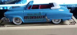 【送料無料】模型車 モデルカー スポーツカー コマンダーインディペースカーbrooklin brk 17x studebaker commander indy pace car 1952