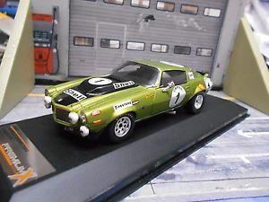 【送料無料】模型車 モデルカー スポーツカー シボレーカマロスパ#シェルレーシングネットワークchevrolet camaro z28 rs z28 z 28 24h spa 1971 1 shell racing ixo 143