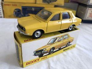 【送料無料】模型車 モデルカー スポーツカー スペインルノーjouet ancien dinky toys spain renault 12 tl r12 boite d'origine 1424