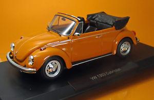 【送料無料】模型車 モデルカー スポーツカー フォルクスワーゲンフォルクスワーゲンカブリオレオレンジスケールnorev 188521 volkswagen vw 1303 cabriolet baujahr 1972 orange scale 1 18