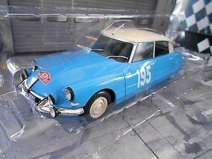 【送料無料】模型車 モデルカー スポーツカー シトロエンモンテカルロラリー#ネットワークcitroen ds21 ds 21 rallye monte carlo 1966 195 toivonen ixo altaya 118